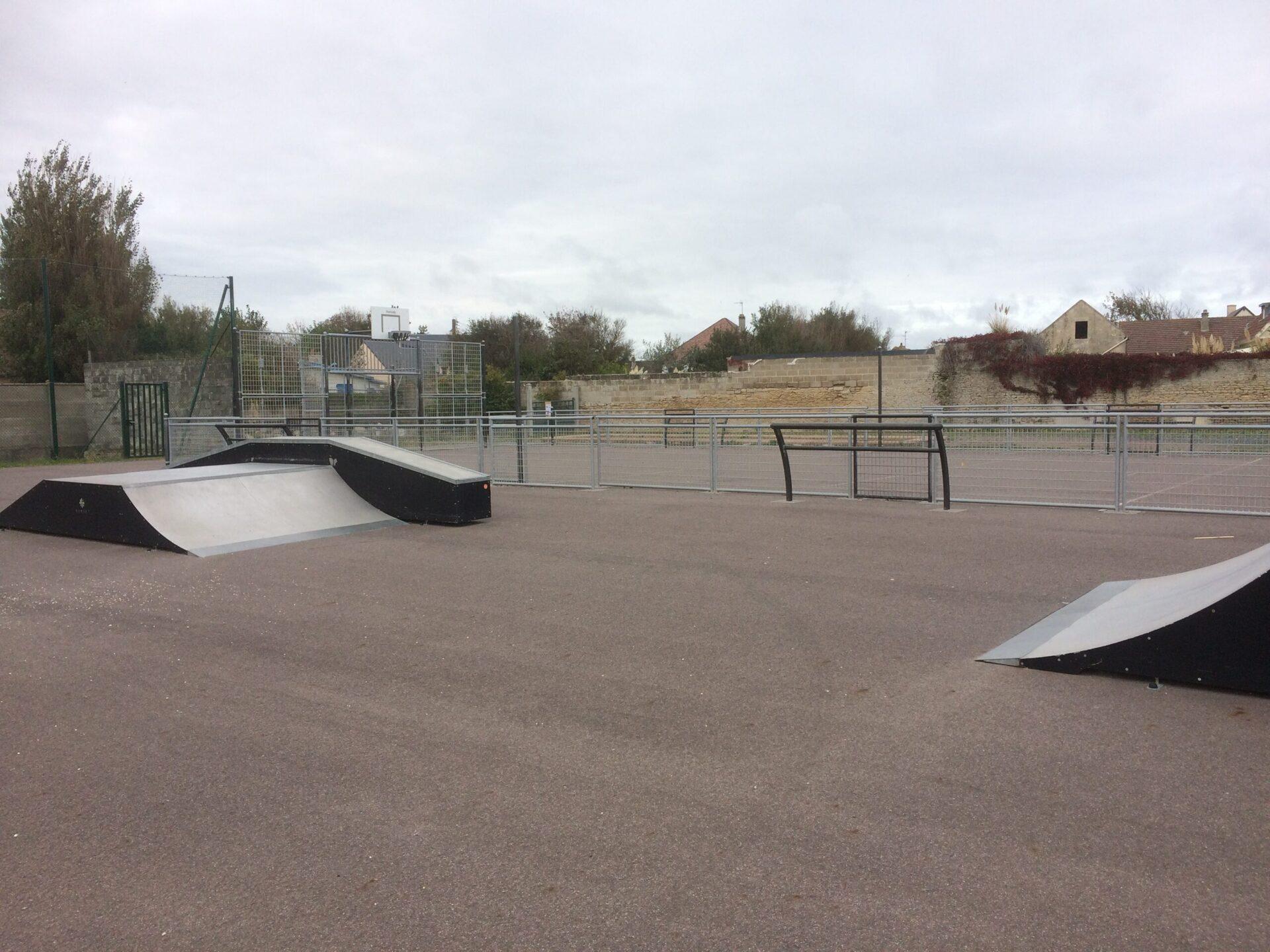 Photo du Skate Park de Ver sur Mer