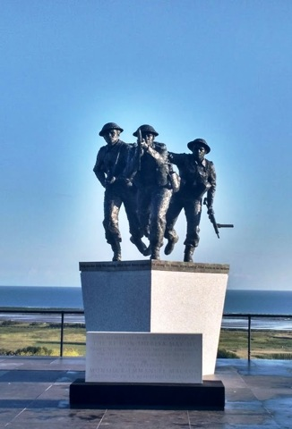 Statue Normandie Memorial Trust